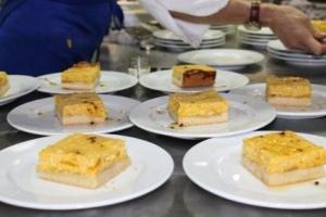 Lecker - Kübis-Orangen-Kuchen